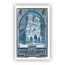 Cathédrale de Reims type 1930