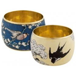 Les Deux Bracelets Oiseaux