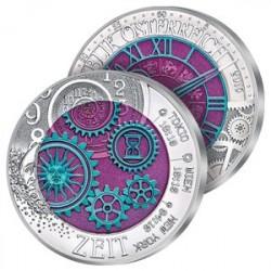 25€ Argent et Niobium 2016