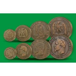 Les 4 Monnaies Impériales