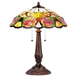 Lampe Fleurs Enchanteresses