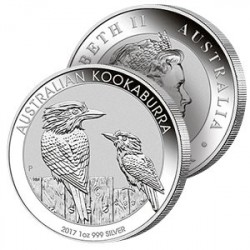 Le Dollar Kookaburra 2017
