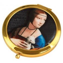 Le Miroir de poche signé de Vinci