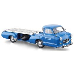 Le Mercedes Blue Wonder 1954