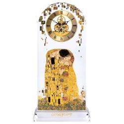 Horloge Le Baiser de Klimt