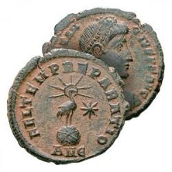 La Monnaie des 1100 ans de Rome
