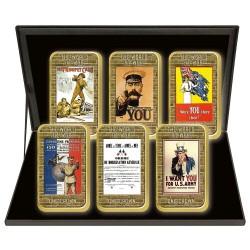 Les 6 Monnaies Mémorial 1914-2014