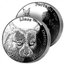 Nouvelle 5 €uros – Le Lynx