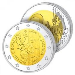 2 Euros Finlande 2016 – Le Philosophe