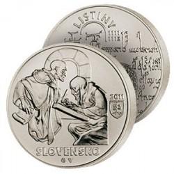 10€ Argent des Bénédictins
