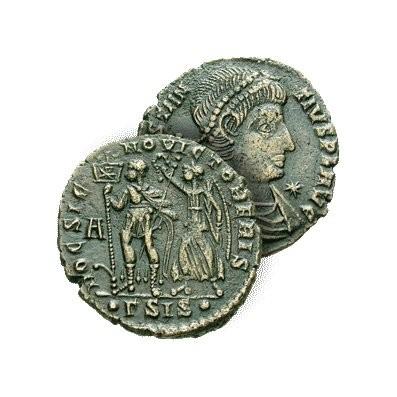 La Monnaie de la Bataille de Rome