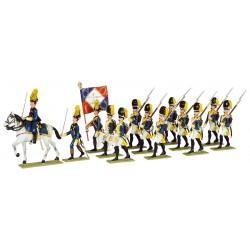 Légion de Saint-Gall – Grande Armée – 1810