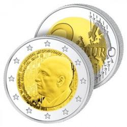 2 Euros Grèce – Mitropoulos