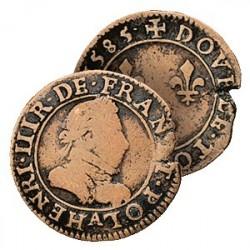 Double Tournois d'Henri III