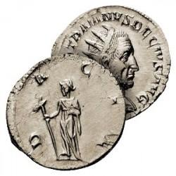 La Monnaie de Trajan Dèce