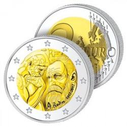 2 Euros France 2017 – Auguste Rodin