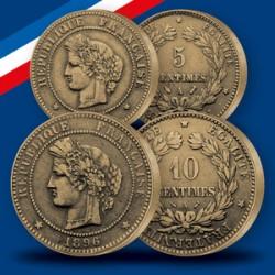 Le Set des Cérès Historiques de France