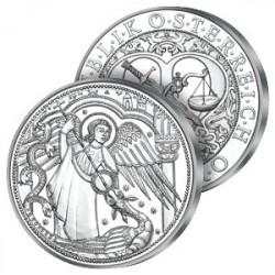 10€ Argent Archange Michel Classique
