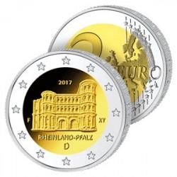 2 Euros Allemagne 2017 – Porta Nigra