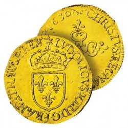 Écu d'Or de Louis XIII