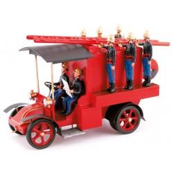 Transport d'Intervention Motorisé des Pompiers