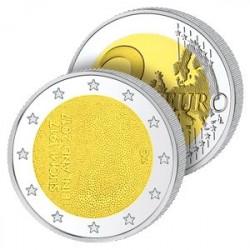2 Euros Finlande 2017 – Centenaire de l'Indépendance