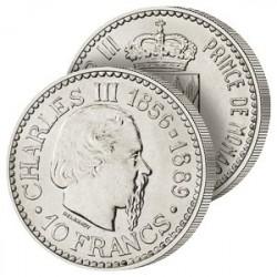 10 Francs Argent Charles III