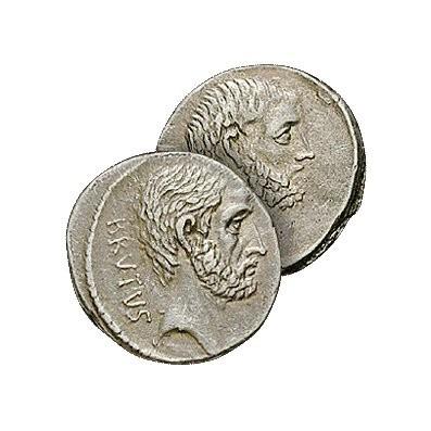 Le Denier d'Argent de Brutus