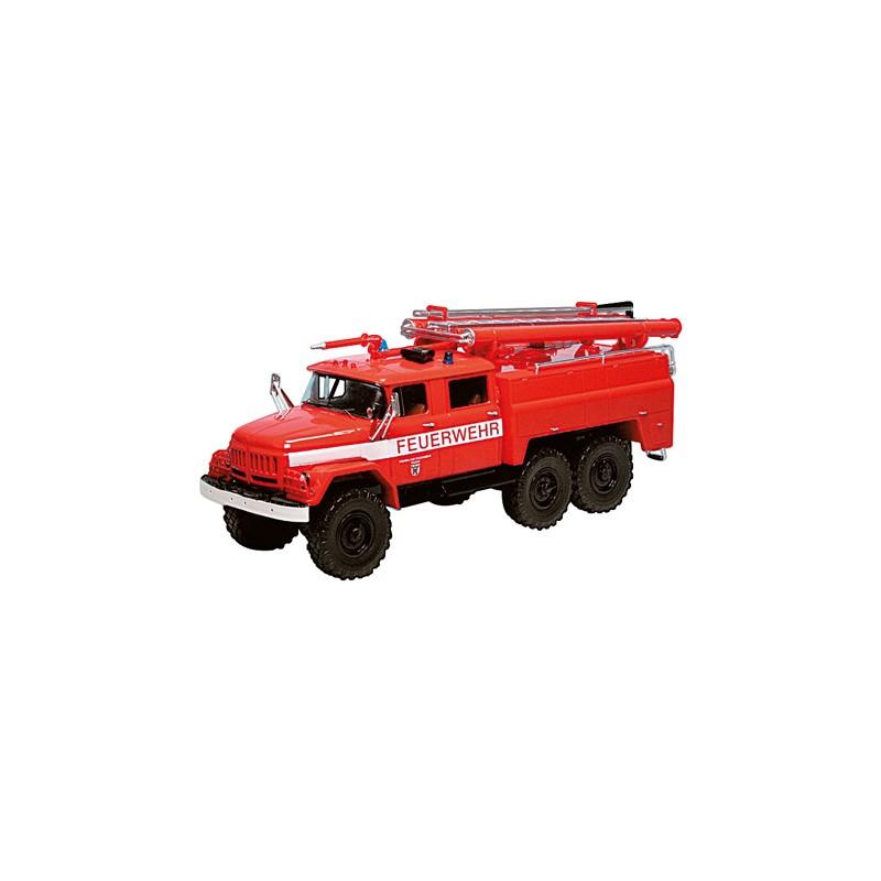 Increvable Zil des Pompiers type 1967
