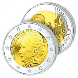 2 Euros Grèce 2017 – Nikos Kazantzakis