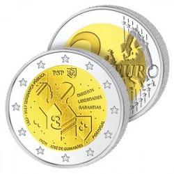 2 Euros Portugal 2017 – Sécurité Publique