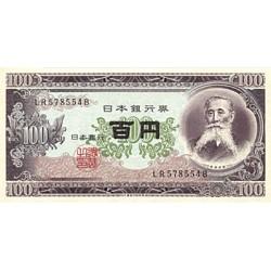 Japon – 100 Yen type 1953