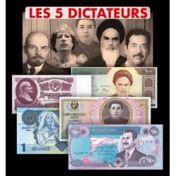 Les 5 Dictateurs