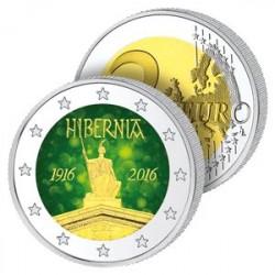 2 Euros Irlande 2016 en Couleurs