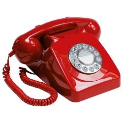 Téléphone Modèle 746 Rouge
