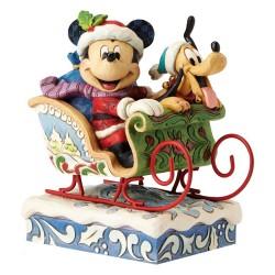 Mickey joue la Musique de Noël