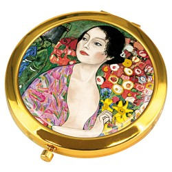 Miroir de poche Klimt – La Danseuse
