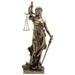 Sculpture de la Justice