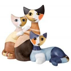 Trio de Chats