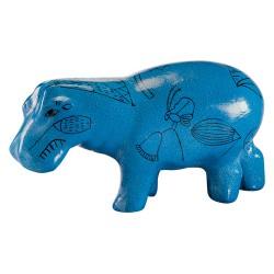 L'Hippopotame Sacré de Toutankhamon