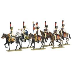 5e Hussard - Compagnie d'élite