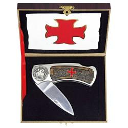 Le Couteau de poche des Templiers