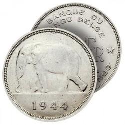 50 Francs 1944 - Éléphant