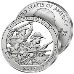 Monnaie Géante Indiana 2017