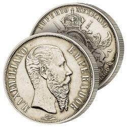 Le Peso Argent de l'Empereur Maximilien