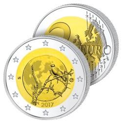 2 Euros Finlande 2017 – La Nature