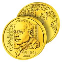 50€ Or Docteur Alfred Adler