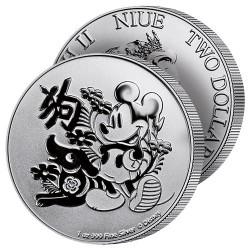 Dollar 2018 Mickey & le Chien