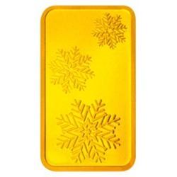 Lingot d'Or d'Hiver 1 Gramme