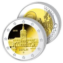 2 Euros Allemagne 2018 – Berlin/Charlottenburg